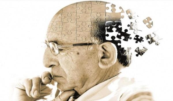 Rối loạn tâm thần phổ biến ở người cao tuổi