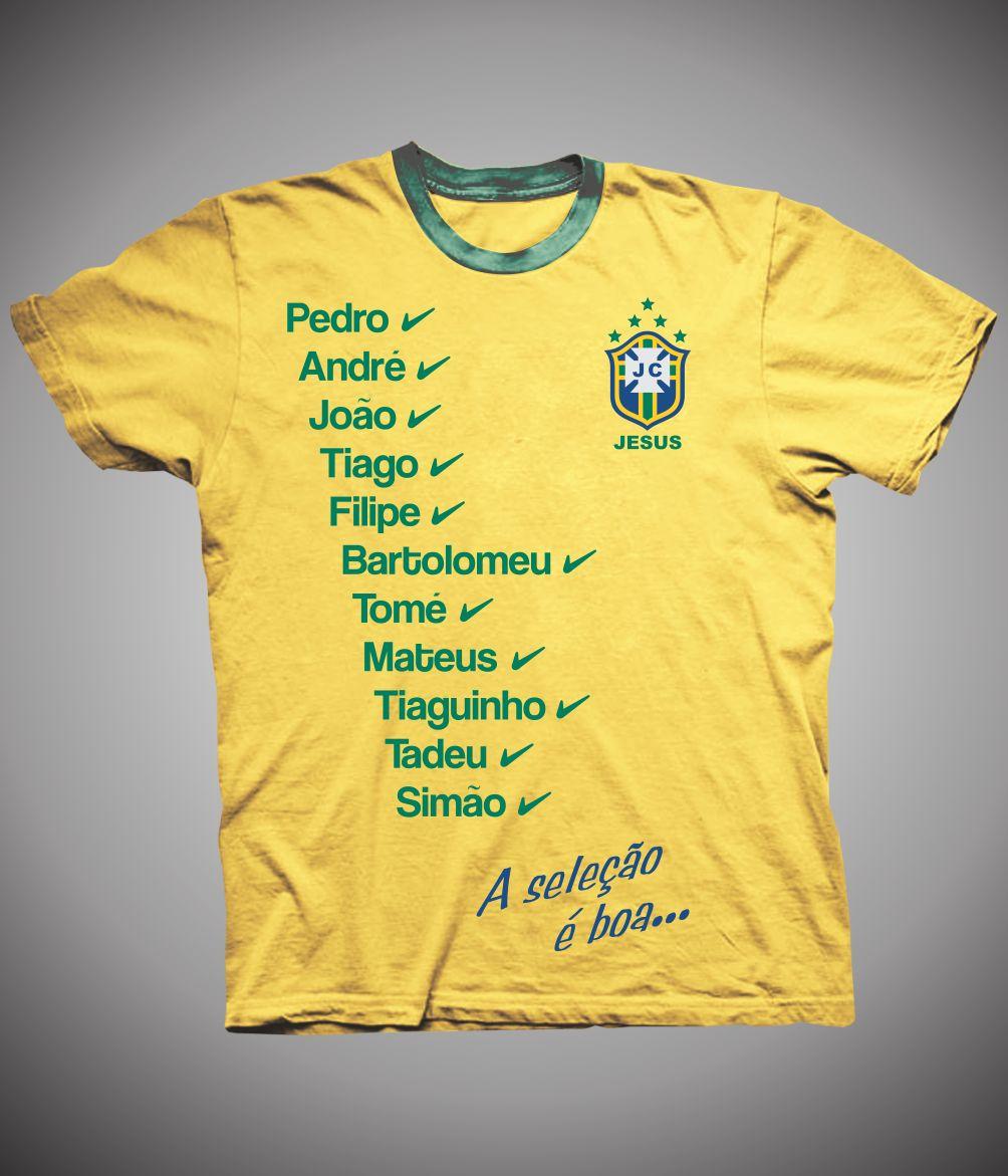Camiseta Básica Cia dos Séculos (Masculina)  401a9144c6120