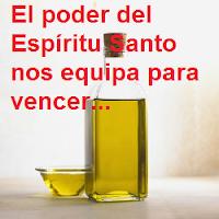 La obra del Espíritu Santo de Dios.