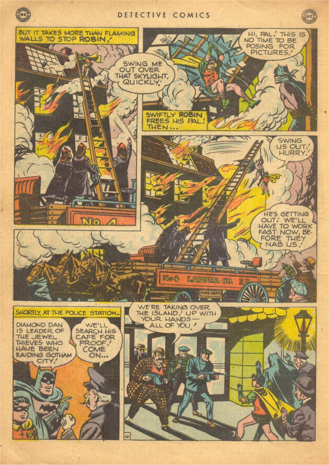 Read online Detective Comics (1937) comic -  Issue #129 - 11
