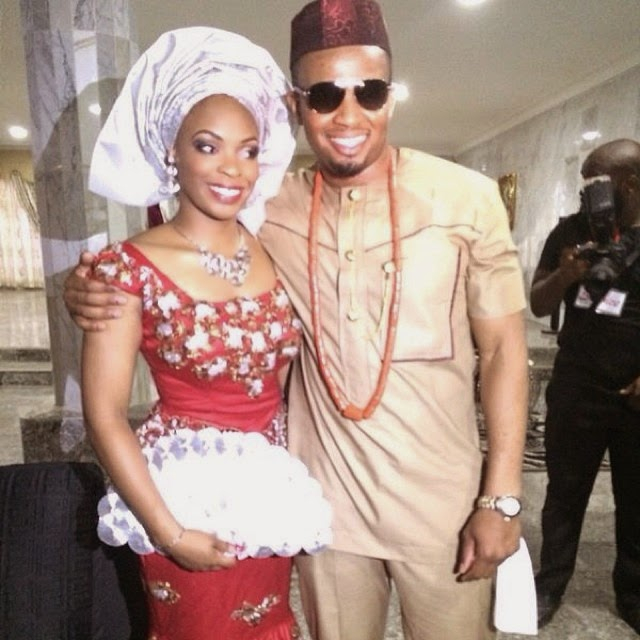Genevieve Nnaji Wedding