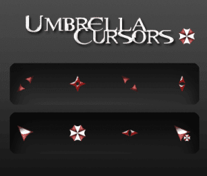 Umbrella best mouse coursor pointer