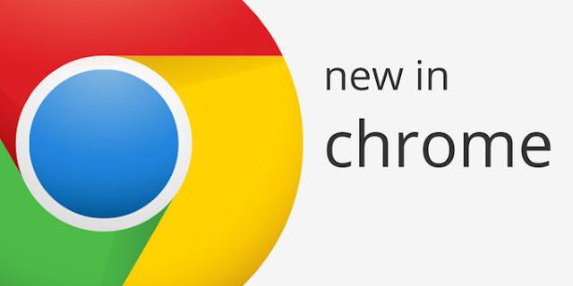 Google Chrome Android Parmak Hareket
