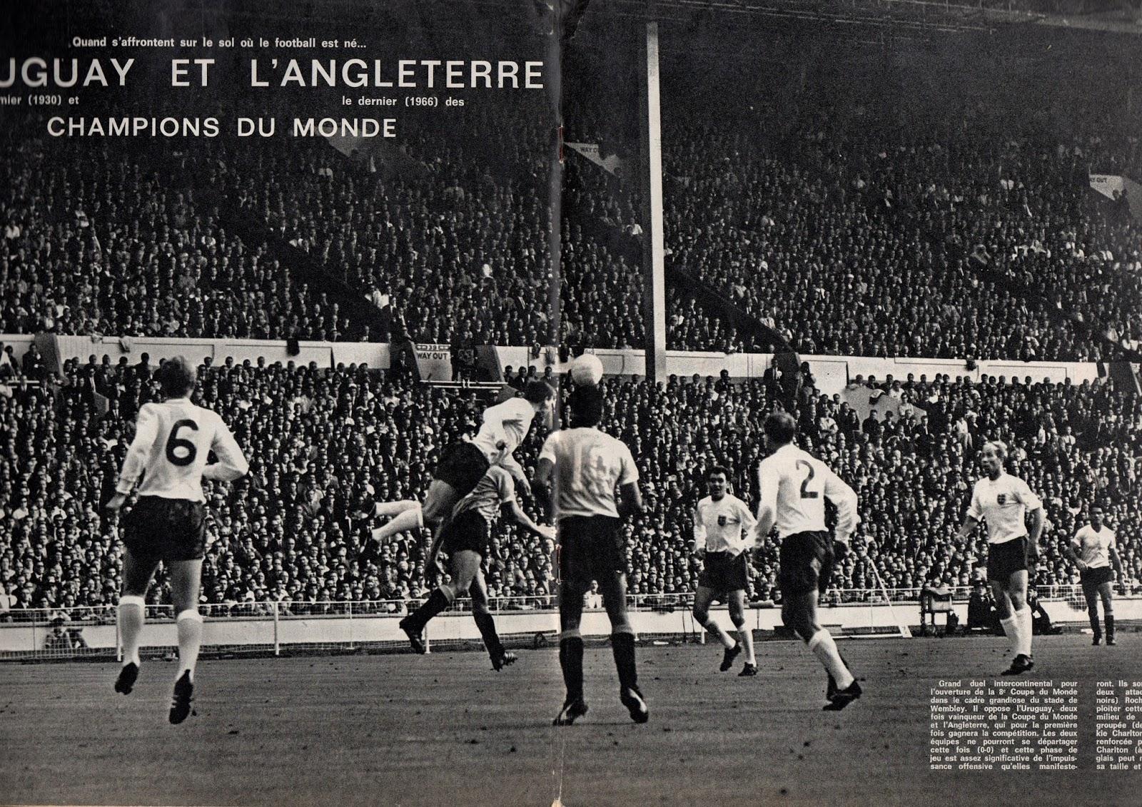 Soccer nostalgia old match photographs part 33f for Histoire du miroir