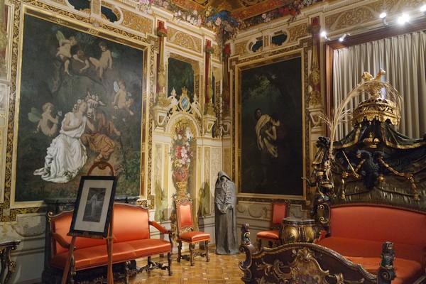 vienne hietzing sissi hermes villa lainzer tiergarten chambre