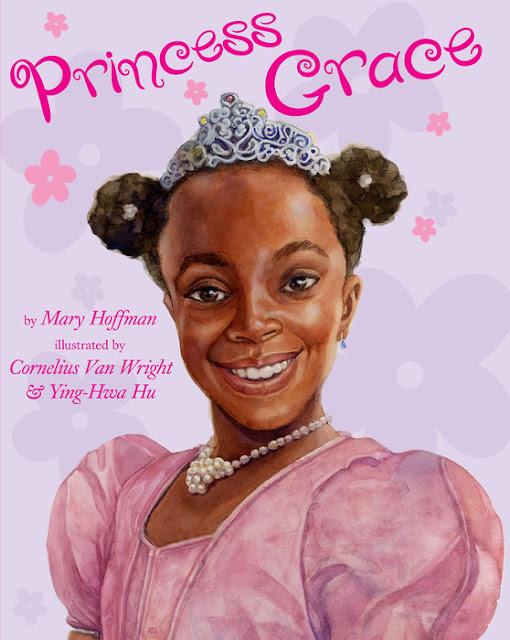http://www.penguinrandomhouse.com/books/302130/princess-grace-by-mary-hoffman-illustrated-by-cornelius-van-wright/