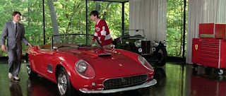 Ferris Bueller's Day Off (1986) – Ferrari 250 GT California