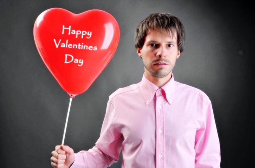 Valentine Sad Image