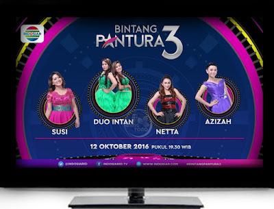 Bintang Pantura 3 Babak 16 Besar Grup 2 Rabu 12 Oktober 2016