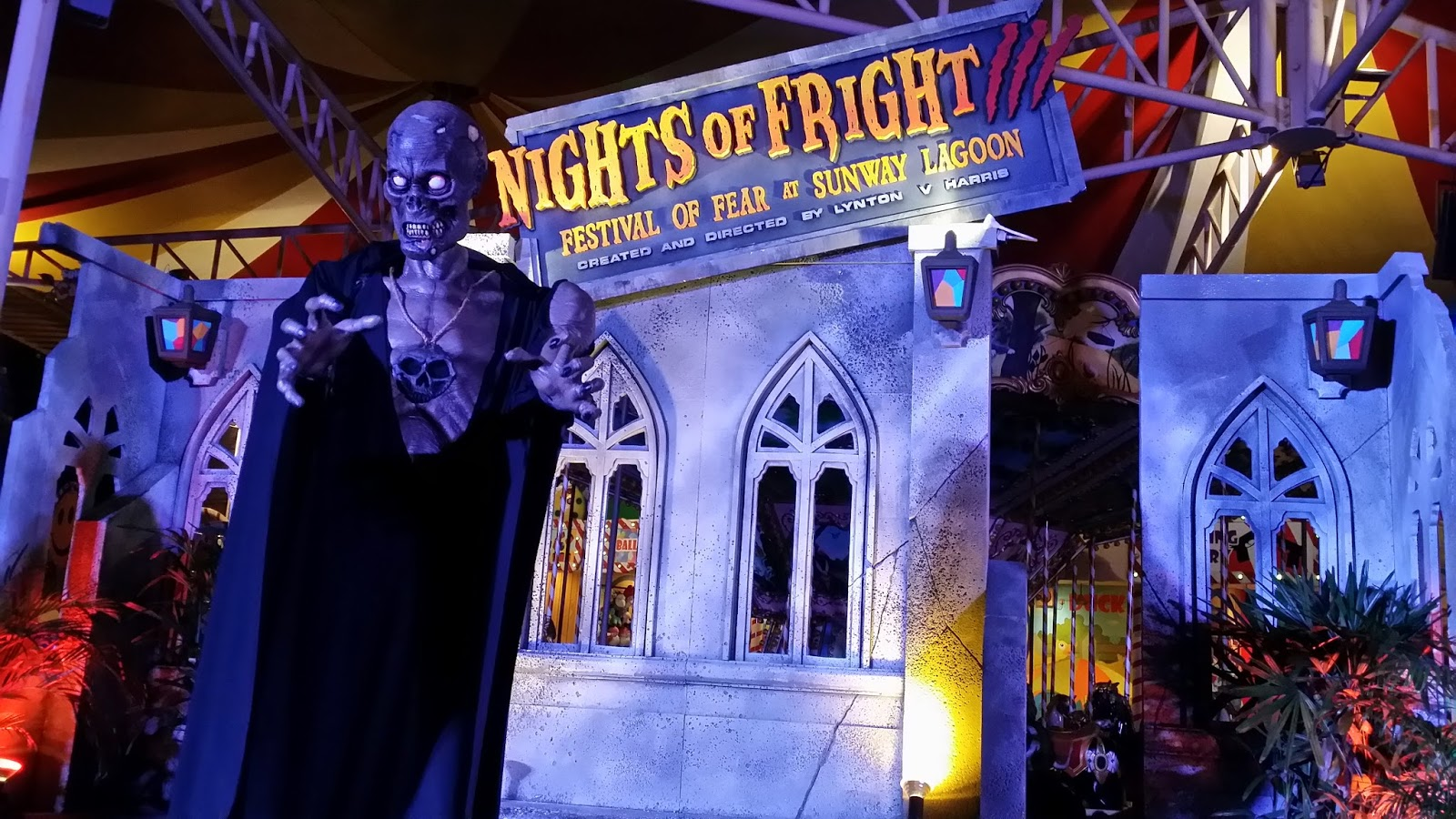 Sunway Lagoon, Night of Fright 3: Festival of Fear - Malaysian