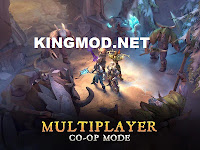 Dungeon Hunter 5 MOD 2.1.0 APK terbaru
