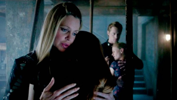 Pam, Eric y Sookie en 'True Blood 7x09'