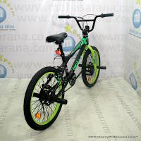 Sepeda BMX United Jumper-X07 Rangka Aloi Freestyle 20 Inci