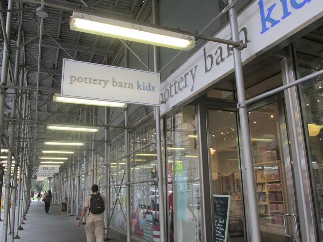 Midtown Blogger Manhattan Valley Follies Pottery Barn Kids