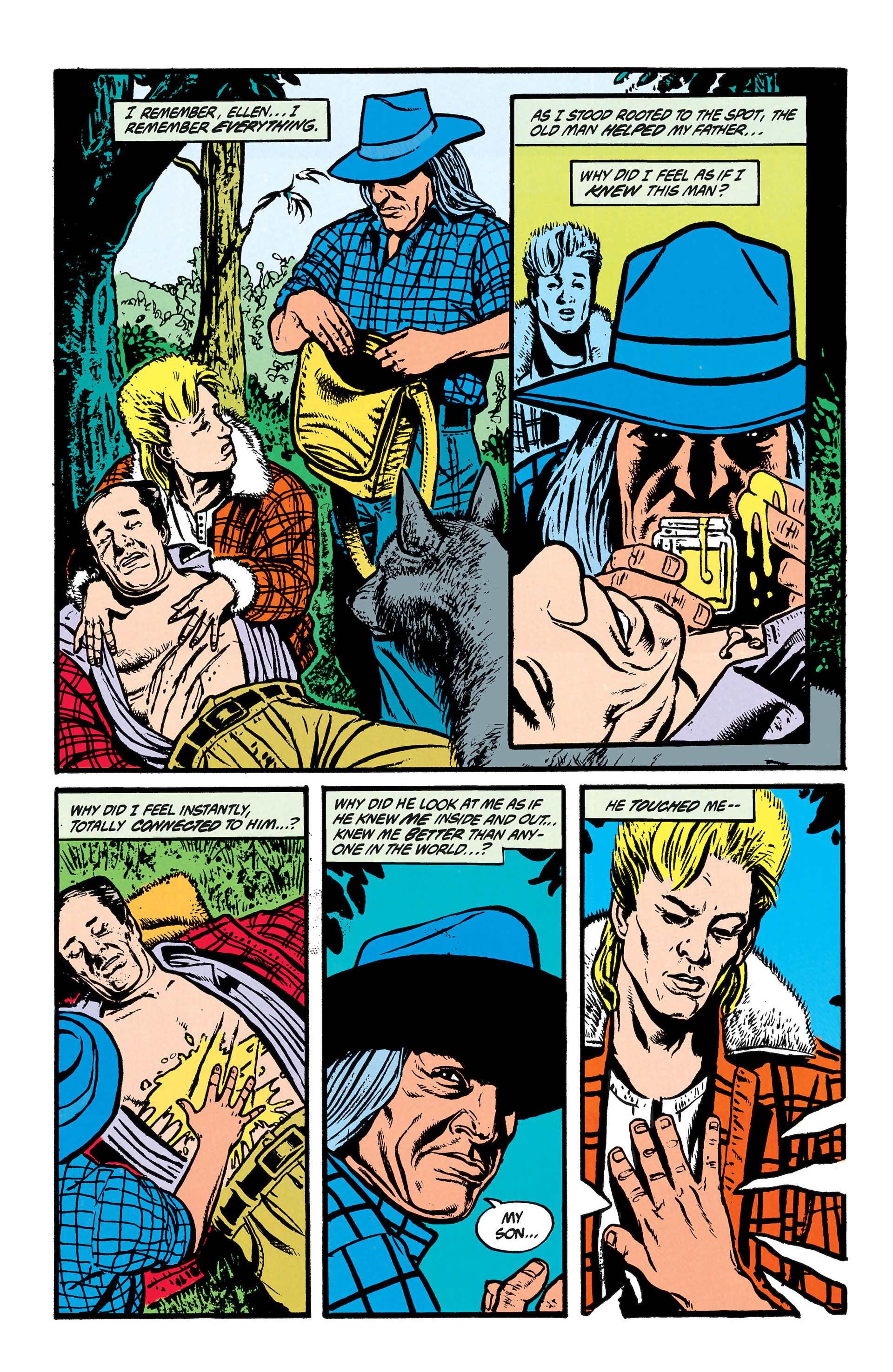 Read online Animal Man (1988) comic -  Issue #46 - 16
