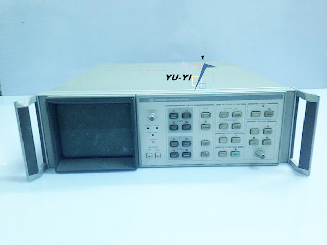Agilent HP 85662A Spectrum Anlayzer Display