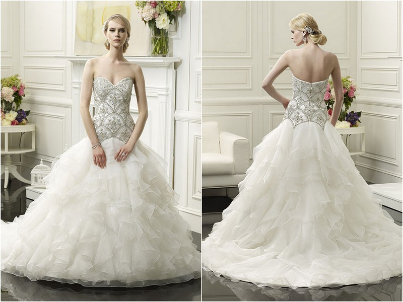 Wedding Dresses; Val Stefani 2014 Collection
