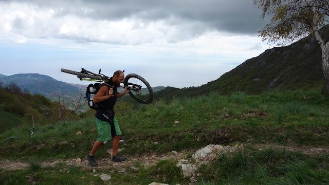 Mt. Carmo Finale Ligure