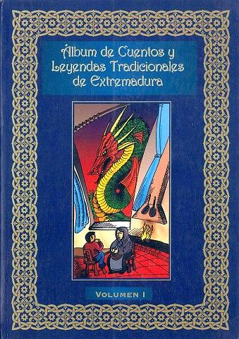 ÁLBUM DE CUENTOS Y LEYENDAS TRADICIONALES DE EXTREMADURA