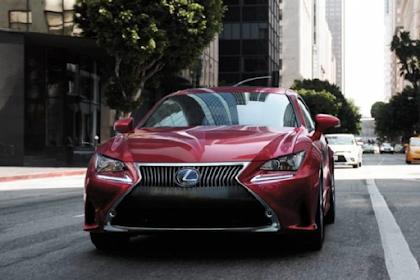 Lexus RC 2018 Review, Specs, Price