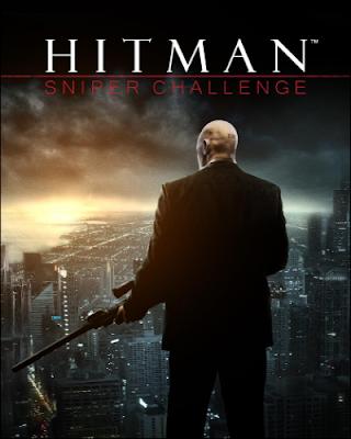 Hitman Sniper Challenge Cover Logo Banner
