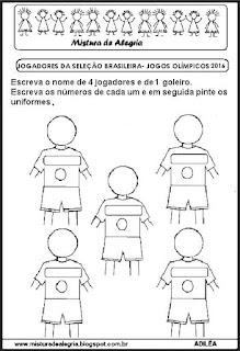 Jogadores da seleção brasileira olimpíadas 2016
