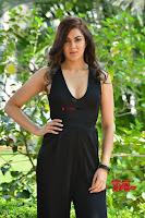 Sakshi Chaudhary in beuatiful black Deep neck Top and trousers at oollo pelliki kukka ~  Exclusive Galleries 007.jpg