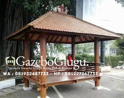 Gazebo Harga Murah