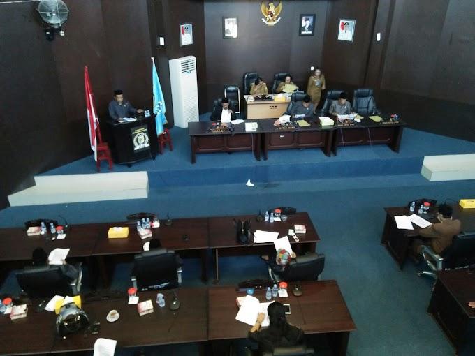 Tidak Aktif Bahas LKPj Bupati Morut, Oknum Anggota Fraksi Golkar Disorot
