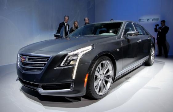 2018 Cadillac CT6 Design