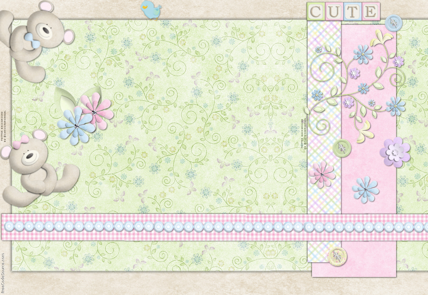 Background poster pics background of baby pictures - Baby animation wallpaper ...