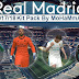 PES 2017 Real Madrid 2017/18 Kits by MoHaMmAd