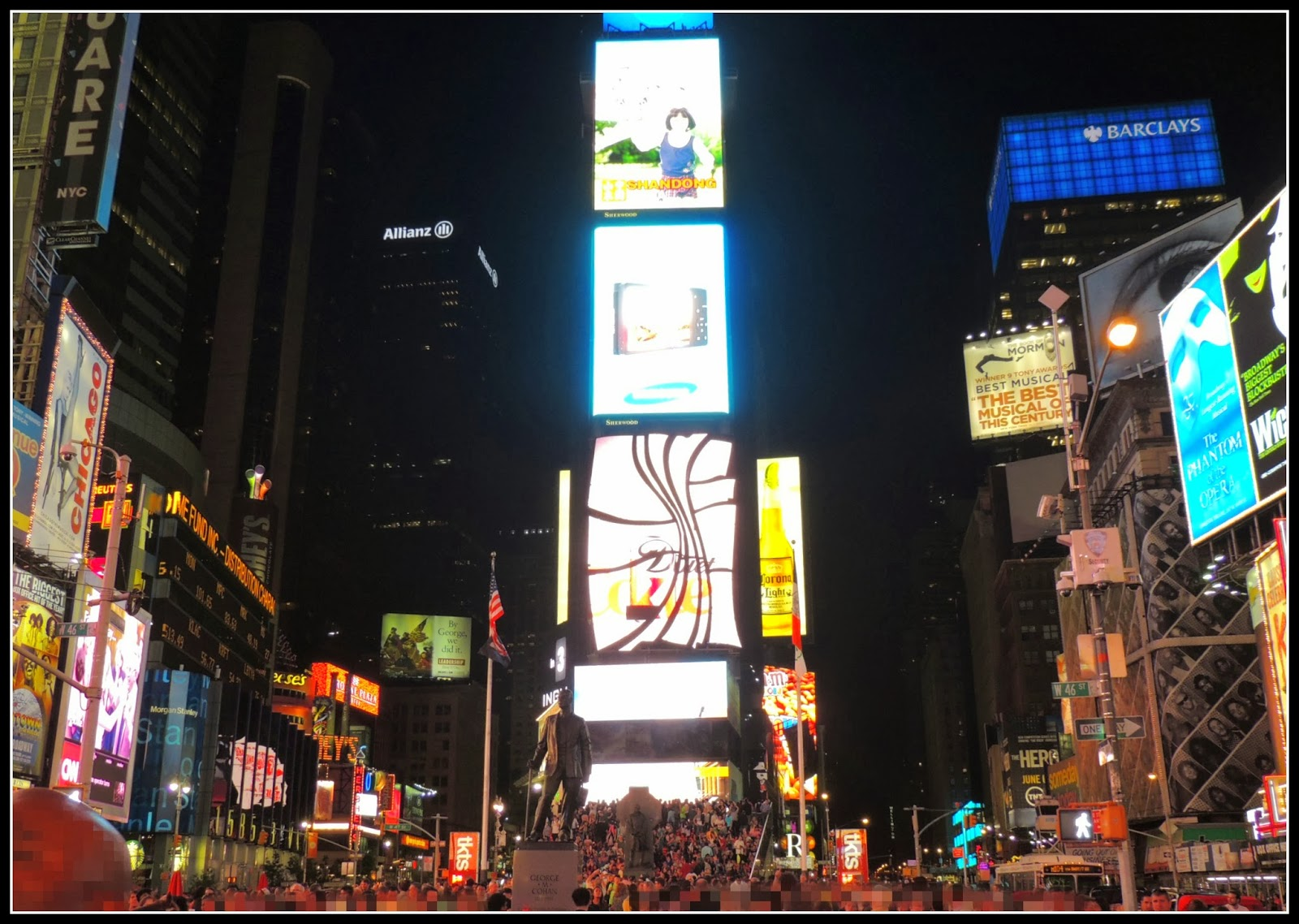 Nueva York en 3 Días: Times Square