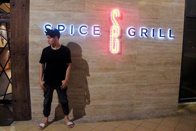 Ray Tan 陳學沿 (raytansy) ; Spice Grill @ Puteri Harbour, Johor, Malaysia 新山 公主港 高级印度料理餐厅 南印度 印度餐