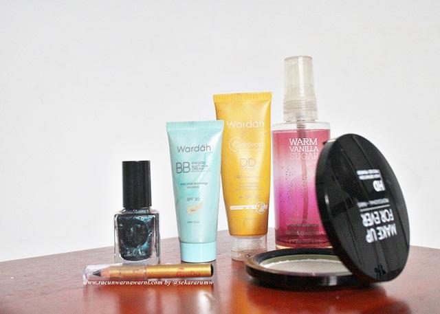 Make Up dan Parfum