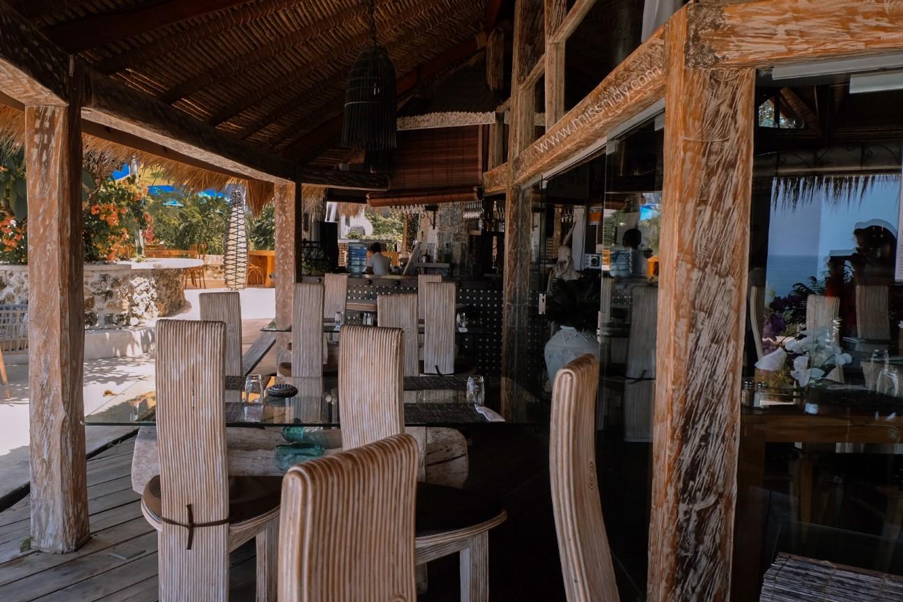 restaurant di la joya II biubiu bali