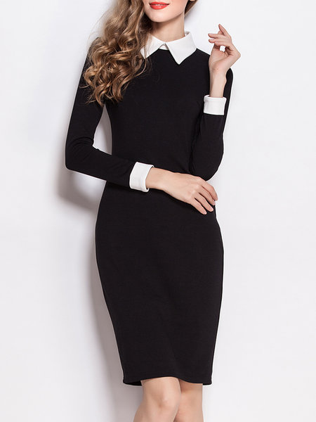 https://www.stylewe.com/product/black-sheath-shirt-collar-long-sleeve-solid-work-dress-91856.html