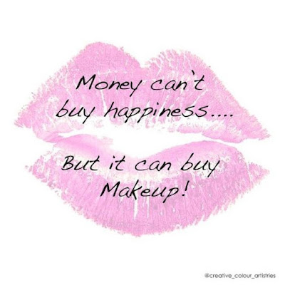 Makeup can buy happiness - Sissy TG Caption