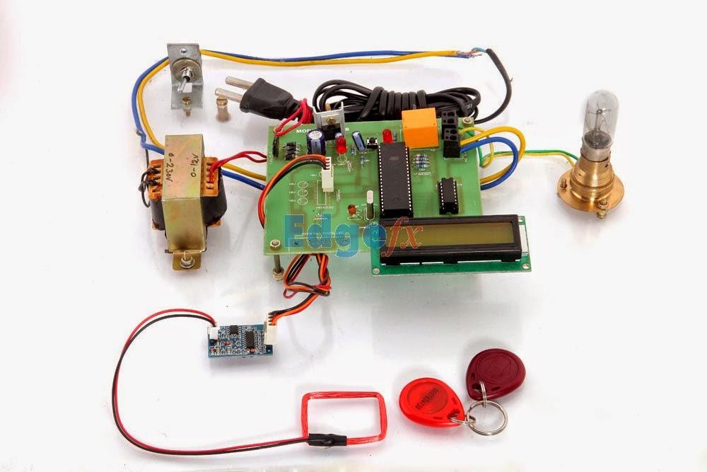 Simple RFID based Door Lock using Arduino