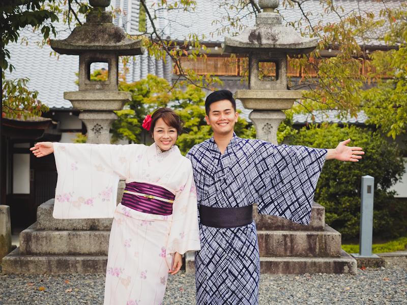Kimono Rental Kyoto Japan