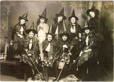 Image result for vintage halloween blingee