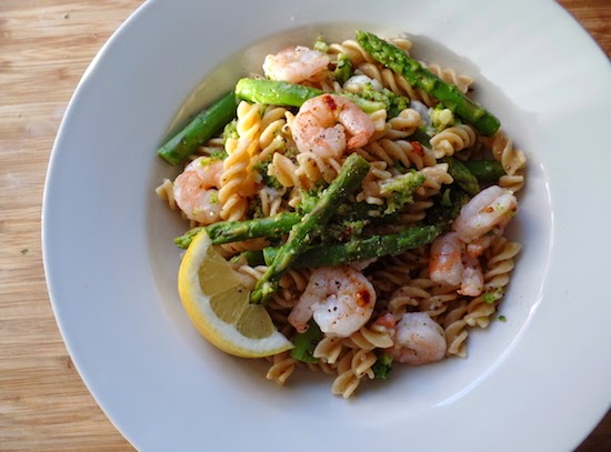 King Prawn Pasta Recipe