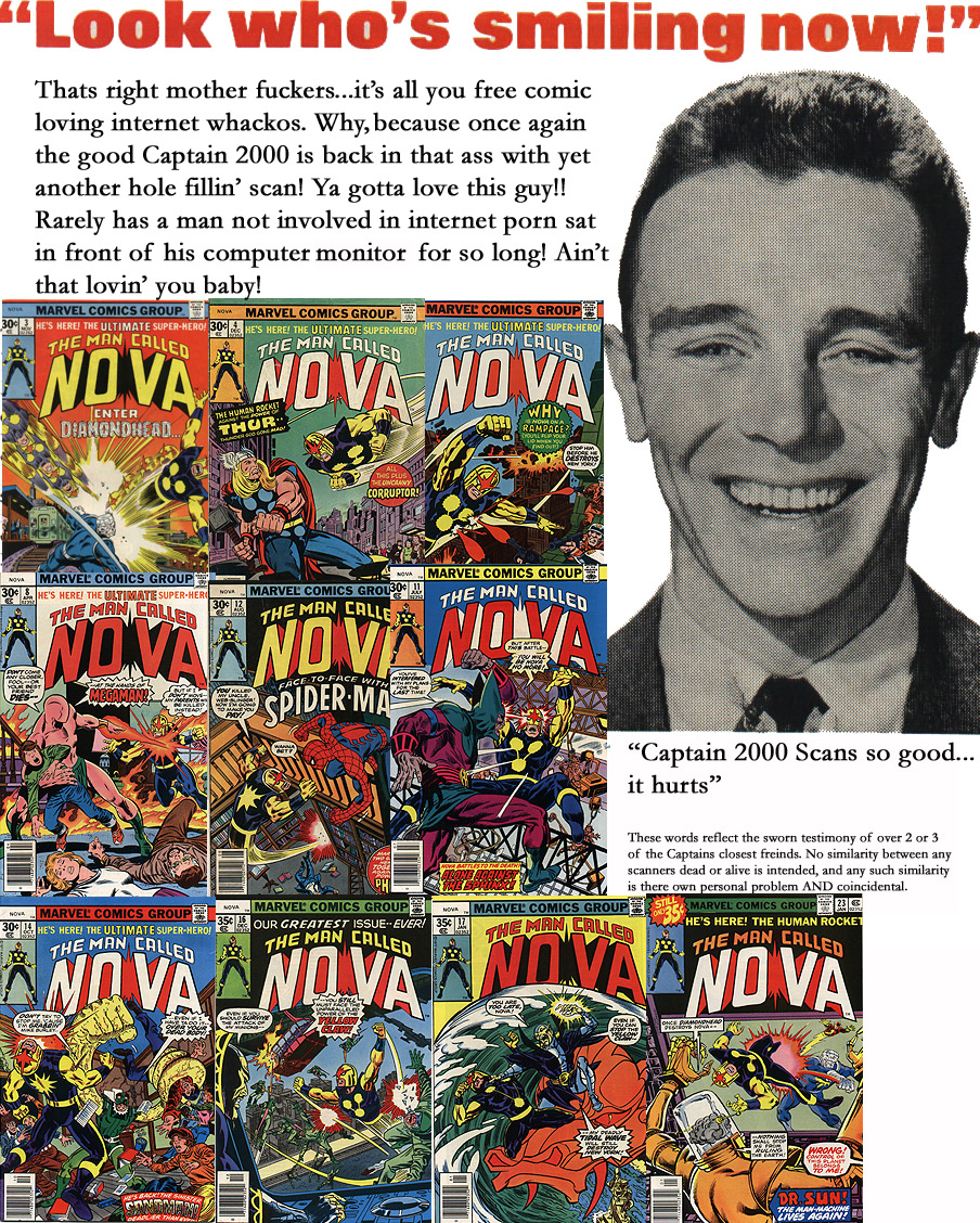 Nova (1976) 23 Page 1