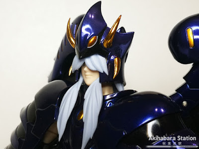 Review del Myth Cloth EX Griffon Minos de Saint Seiya - Tamashii Nations