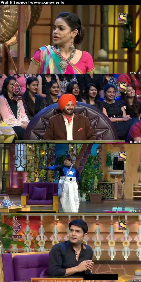 The Kapil Sharma Show 17 June 2017 HDTV 480p 250mb