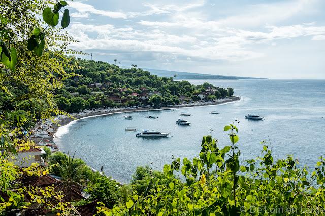 Baie de Jemeluk - Bali