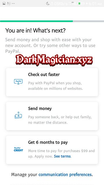 Bangladesh থেকে Paypal Verified একাউন্ট খুলবেন যেভাবে USA নাম্বার ব্যবহার করে 39