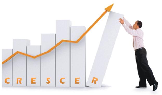 crescer evoluir subir empresário sucesso dinheiro ganha ganhar empréstimo crédito