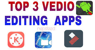 Top Best High Vedio Editing Apps For Android Free