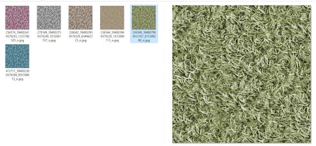 download Texture material karpet berbulu